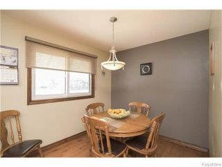 Photo 9: 600 FOXGROVE Avenue in East St Paul: Birdshill Area Residential for sale (North East Winnipeg)  : MLS®# 1603270