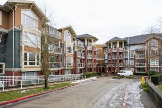 Photo 1: 304 14 E ROYAL AVENUE in New Westminster: Fraserview NW Condo for sale : MLS®# R2133443