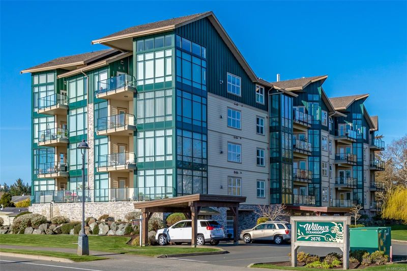 FEATURED LISTING: 306 - 2676 South Island Hwy