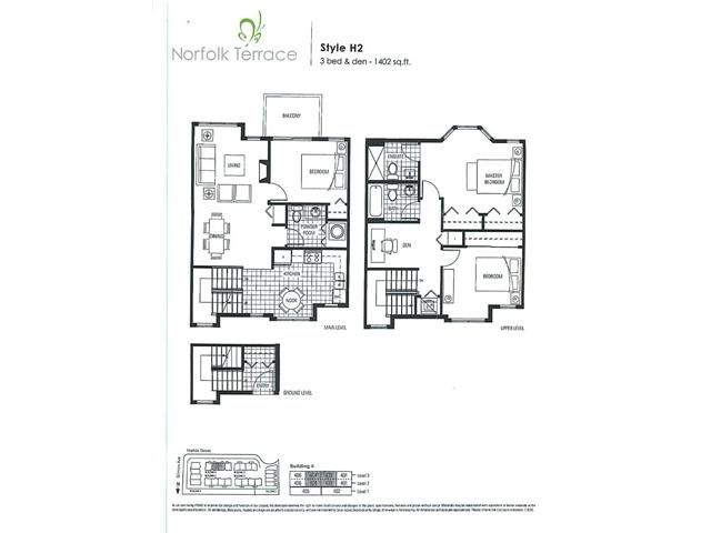 Photo 15: Photos: # 404 4025 NORFOLK ST in Burnaby: Central BN Condo for sale (Burnaby North)