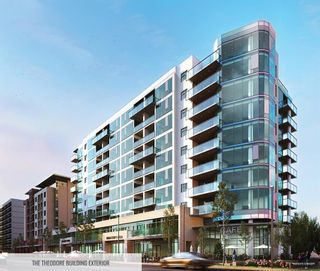 Photo 1: 704 1107 Gladstone Road NW in Calgary: Hillhurst Apartment for sale : MLS®# A1104558