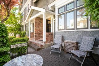 Photo 4: 2636 HEMLOCK Street in Vancouver: Fairview VW Townhouse for sale (Vancouver West)  : MLS®# R2597799