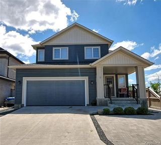 Photo 1: 6 Red Lily Road in Winnipeg: Sage Creek Residential for sale (2K)  : MLS®# 1713010