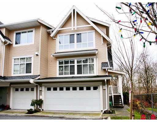 "Main Photo: 6450 199TH Street in Langley: Willoughby Heights Townhouse for sale in ""LOGAN'S LANDING"" : MLS®# F2702893"