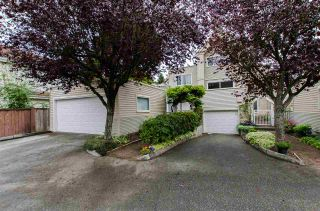 "Photo 1: 1 5635 LADNER TRUNK Road in Delta: Hawthorne Townhouse for sale in ""Hawthorne"" (Ladner)  : MLS®# R2106252"