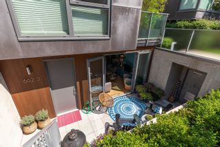 """Photo 31: 3 662 UNION Street in Vancouver: Strathcona Townhouse for sale in """"Union Eco Heritage"""" (Vancouver East)  : MLS®# R2602879"""
