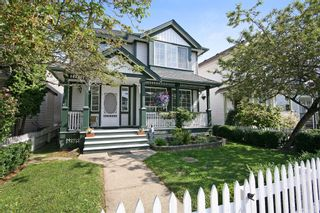 """Photo 1: 18461 65TH Avenue in Surrey: Cloverdale BC House for sale in """"CLOVER VALLEY STATION"""" (Cloverdale)  : MLS®# F1443045"""