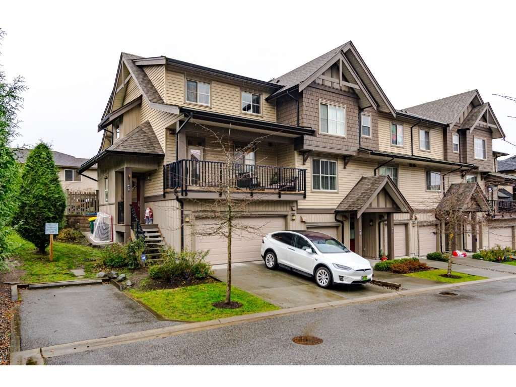 "Main Photo: 70 9525 204 Street in Langley: Walnut Grove Townhouse for sale in ""TIME"" : MLS®# R2522031"