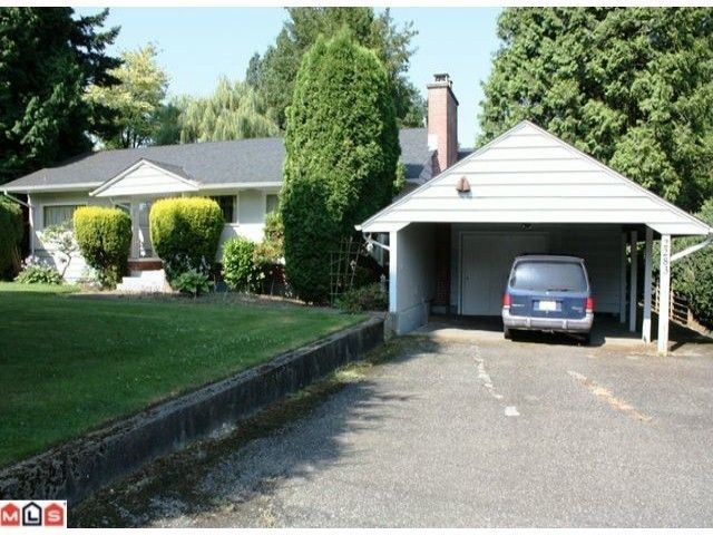 Main Photo: 2283 LOBBAN Road in Abbotsford: Central Abbotsford House for sale : MLS®# F1023752