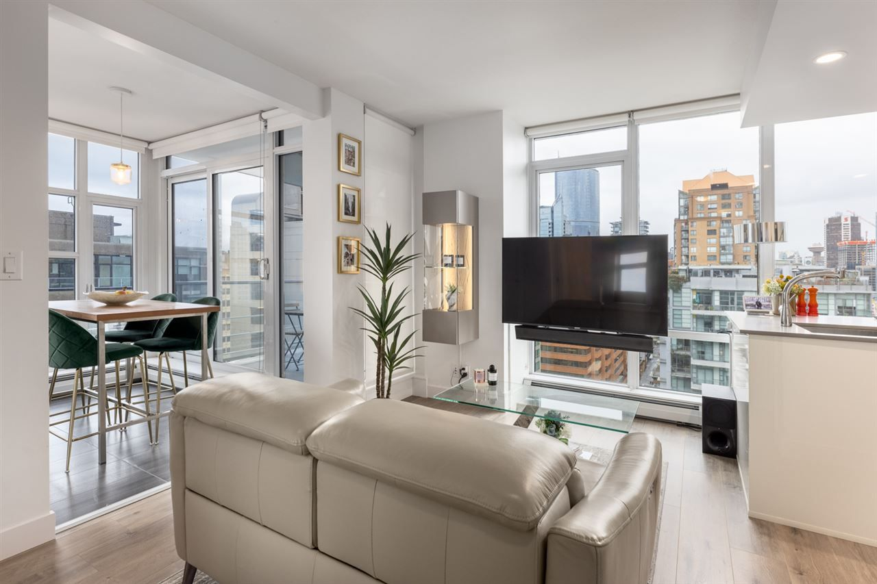 """Main Photo: 2002 1283 HOWE Street in Vancouver: Downtown VW Condo for sale in """"Tate Downtown"""" (Vancouver West)  : MLS®# R2562552"""