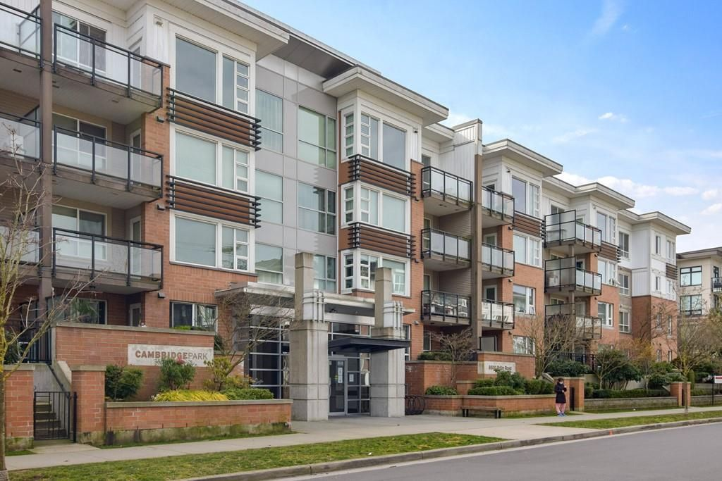 Main Photo: 427 9500 ODLIN ROAD in : West Cambie Condo for sale : MLS®# R2547675