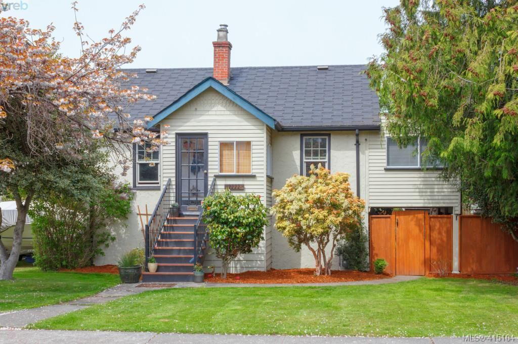 Main Photo: 2222 Bowker Ave in VICTORIA: OB North Oak Bay House for sale (Oak Bay)  : MLS®# 823436