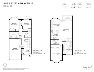 """Photo 20: 8 32752 4TH Avenue in Mission: Mission BC Townhouse for sale in """"Woodrose Estates"""" : MLS®# R2349018"""