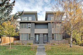 Photo 1: 2 36 Street SW in Calgary: Duplex for sale : MLS®# C3641142
