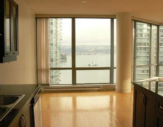"""Photo 4: 1701 1228 W HASTINGS Street in Vancouver: Coal Harbour Condo for sale in """"PALLADIO"""" (Vancouver West)  : MLS®# V688542"""