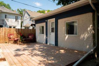 Photo 29: 48 Knappen Avenue in Winnipeg: Wolseley Residential for sale (5B)  : MLS®# 202117353
