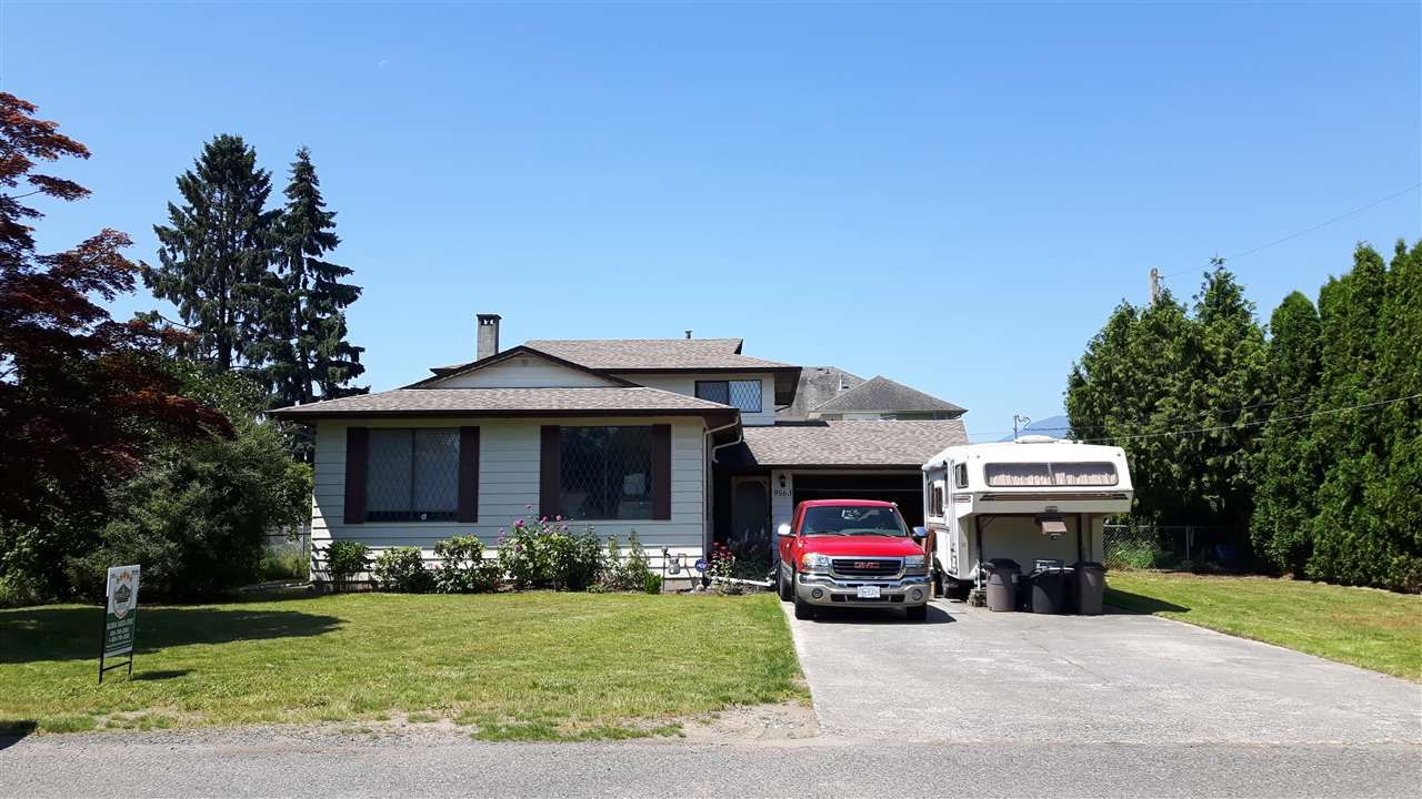 Main Photo: 9563 JOHNSON Street in Chilliwack: Chilliwack E Young-Yale House for sale : MLS®# R2086151