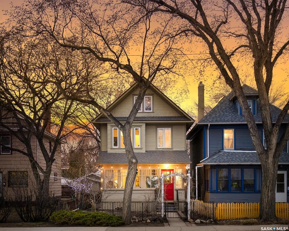 Main Photo: 923 7th Avenue North in Saskatoon: City Park Residential for sale : MLS®# SK860114