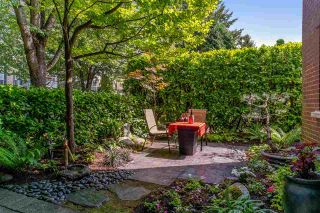 """Photo 4: 876 W 15TH Avenue in Vancouver: Fairview VW Townhouse for sale in """"Redbricks I"""" (Vancouver West)  : MLS®# R2506107"""