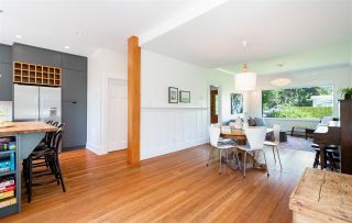 """Photo 9: 201 E 19TH Street in North Vancouver: Central Lonsdale House for sale in """"Finlay's Row"""" : MLS®# R2591250"""