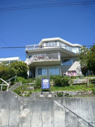 Photo 1: 14479 MARINE DR: White Rock House for sale (South Surrey White Rock)  : MLS®# F1438274