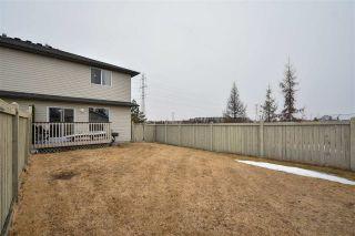 Photo 27: 2804 30 Street in Edmonton: Zone 30 House Half Duplex for sale : MLS®# E4242048