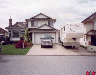 """Photo 1: 3473 CHASE ST in Abbotsford: Abbotsford West House for sale in """"Fairfield Estates"""" : MLS®# F2508669"""