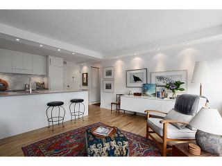 """Photo 1: 605 1445 MARPOLE Avenue in Vancouver: Fairview VW Condo for sale in """"HYCROFT TOWERS"""" (Vancouver West)  : MLS®# V968487"""