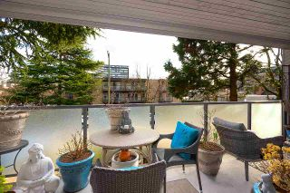 Photo 8: 207 1425 CYPRESS Street in Vancouver: Kitsilano Condo for sale (Vancouver West)  : MLS®# R2538226