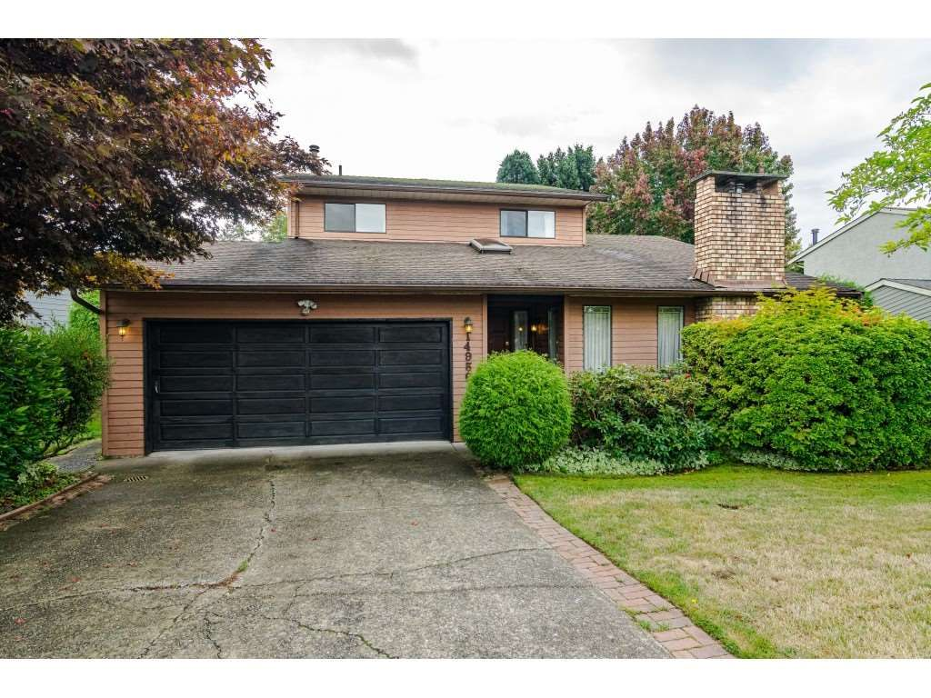 "Main Photo: 14956 20 Street in Surrey: Sunnyside Park Surrey House for sale in ""Southmere"" (South Surrey White Rock)  : MLS®# R2424240"