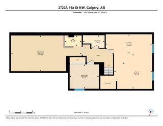 Photo 26: 2723A 16A Street NW in Calgary: Capitol Hill Semi Detached for sale : MLS®# A1132709