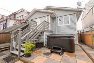 Photo 34: 3681 MONMOUTH AVENUE in Vancouver: Collingwood VE House for sale (Vancouver East)  : MLS®# R2500182