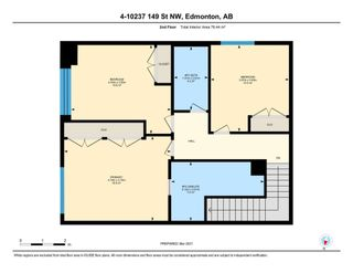 Photo 35: 4 10237 149 Street in Edmonton: Zone 21 Townhouse for sale : MLS®# E4256863