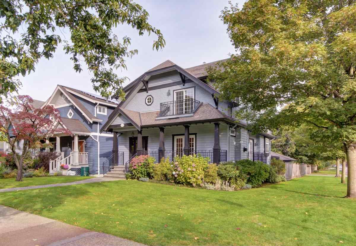 Main Photo: 105 W 20TH Avenue in Vancouver: Cambie House for sale (Vancouver West)  : MLS®# R2615907