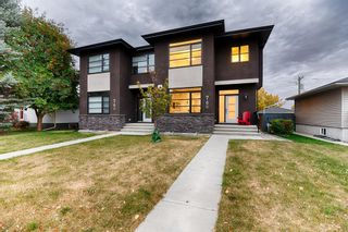 Main Photo: 76B Montrose Crescent NE in Calgary: Winston Heights/Mountview Semi Detached for sale : MLS®# A1068042