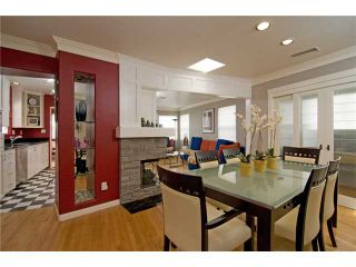 Photo 5: TALMADGE House for sale : 3 bedrooms : 4745 WINONA AVENUE in San Diego