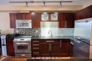 """Photo 6: 407 122 E 3RD Street in North Vancouver: Lower Lonsdale Condo for sale in """"SAUSALITO"""" : MLS®# R2034423"""