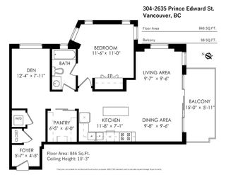 Photo 25: 304 2635 PRINCE EDWARD STREET in Vancouver: Mount Pleasant VE Condo for sale (Vancouver East)  : MLS®# R2548193