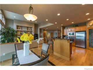 Photo 8: 130 Lindenshore Drive in Winnipeg: River Heights / Tuxedo / Linden Woods Residential for sale (South Winnipeg)  : MLS®# 1613842