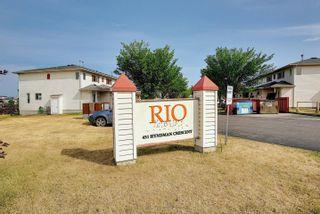 Photo 41: 11 451 HYNDMAN Crescent in Edmonton: Zone 35 Townhouse for sale : MLS®# E4255997
