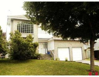 "Photo 1: 18236 CLAYTONHILL Drive in Surrey: Cloverdale BC House for sale in ""Claytonhill"" (Cloverdale)  : MLS®# F2811117"