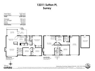 Photo 33: 13311 SUTTON Place in Surrey: Queen Mary Park Surrey House for sale : MLS®# R2561356