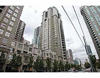 "Photo 1: 609 969 RICHARDS Street in Vancouver: Downtown VW Condo for sale in ""MONDRIAN 2"" (Vancouver West)  : MLS®# V652014"