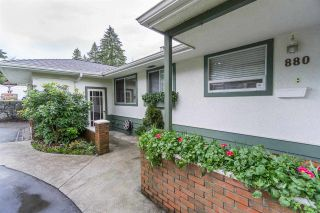 Photo 2: 880 FAIRWAY Drive in North Vancouver: Dollarton House for sale : MLS®# R2035154