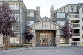 Main Photo: 332 35 Richard Court SW in Calgary: Lincoln Park Apartment for sale : MLS®# A1142484