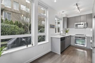 """Photo 9: 103 717 CHESTERFIELD Avenue in North Vancouver: Central Lonsdale Condo for sale in """"Queen Mary"""" : MLS®# R2536671"""