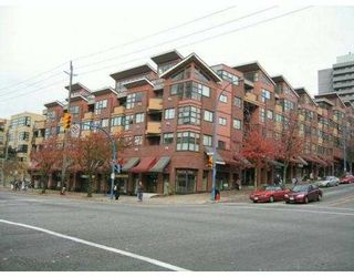 "Photo 1: 512 345 LONSDALE Avenue in North_Vancouver: Lower Lonsdale Condo for sale in ""THE MET"" (North Vancouver)  : MLS®# V693471"
