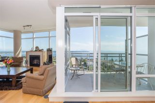 """Photo 9: 1301 1473 JOHNSTON Road: White Rock Condo for sale in """"Miramar Towers"""" (South Surrey White Rock)  : MLS®# R2174785"""