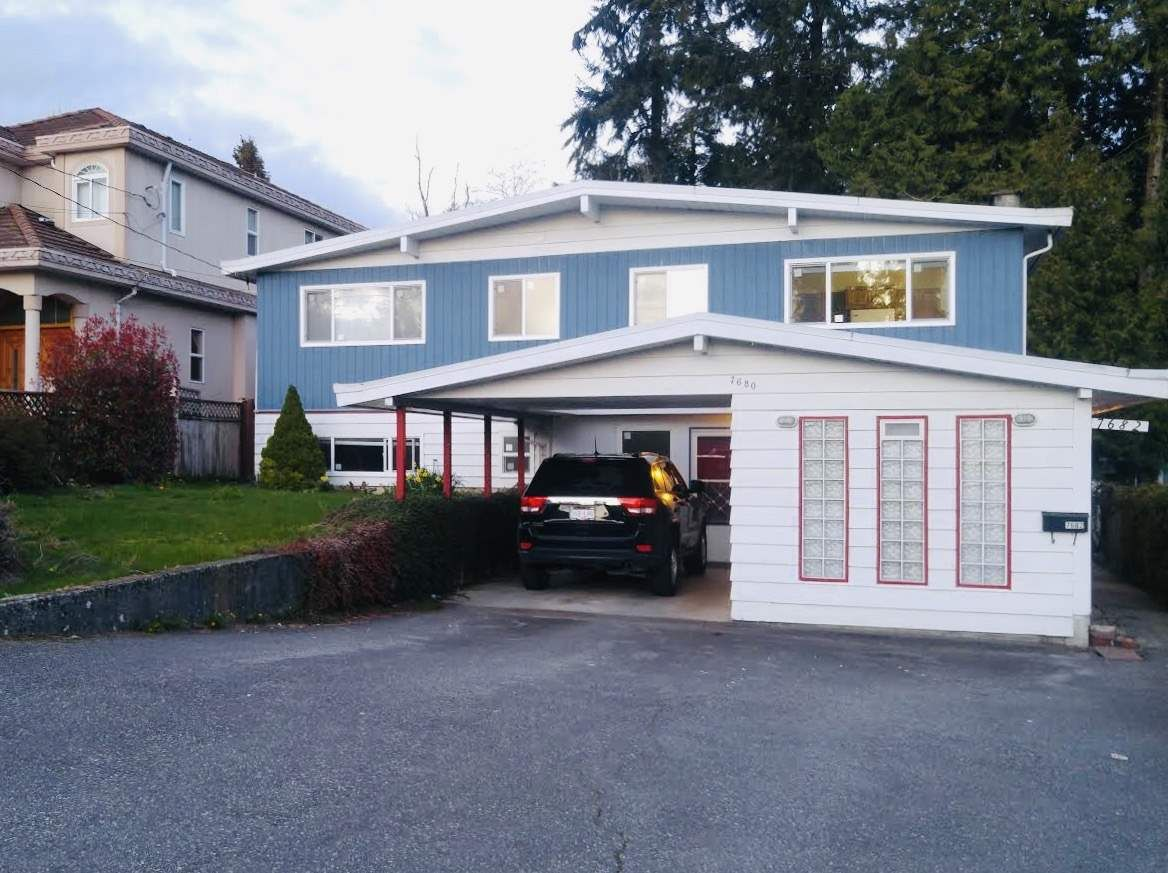 Main Photo: 7680-7682 ARTHUR AVENUE in Burnaby: South Slope House for sale (Burnaby South)  : MLS®# R2411745
