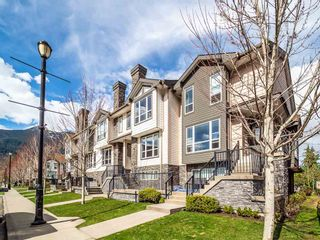 "Photo 1: 8 1261 MAIN Street in Squamish: Downtown SQ Townhouse for sale in ""Skye"" : MLS®# R2351881"